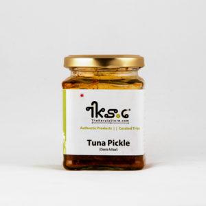 tuna pickle