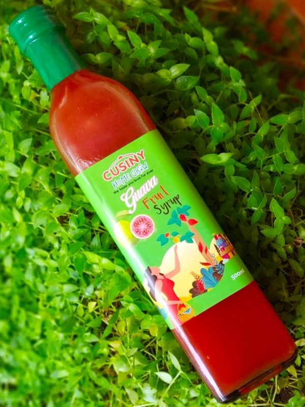 Guava Fruit Syrup