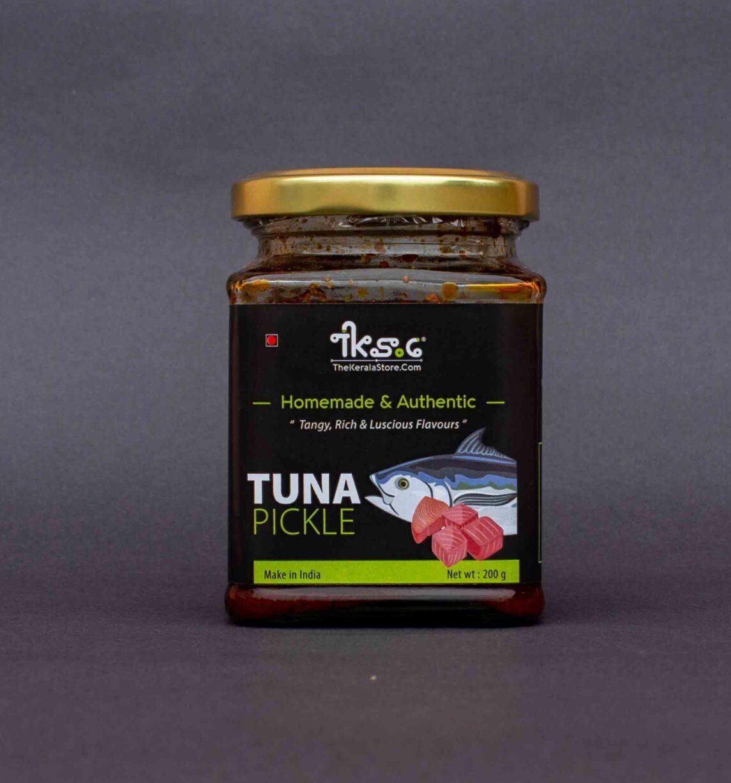 Homemade Tuna Pickle