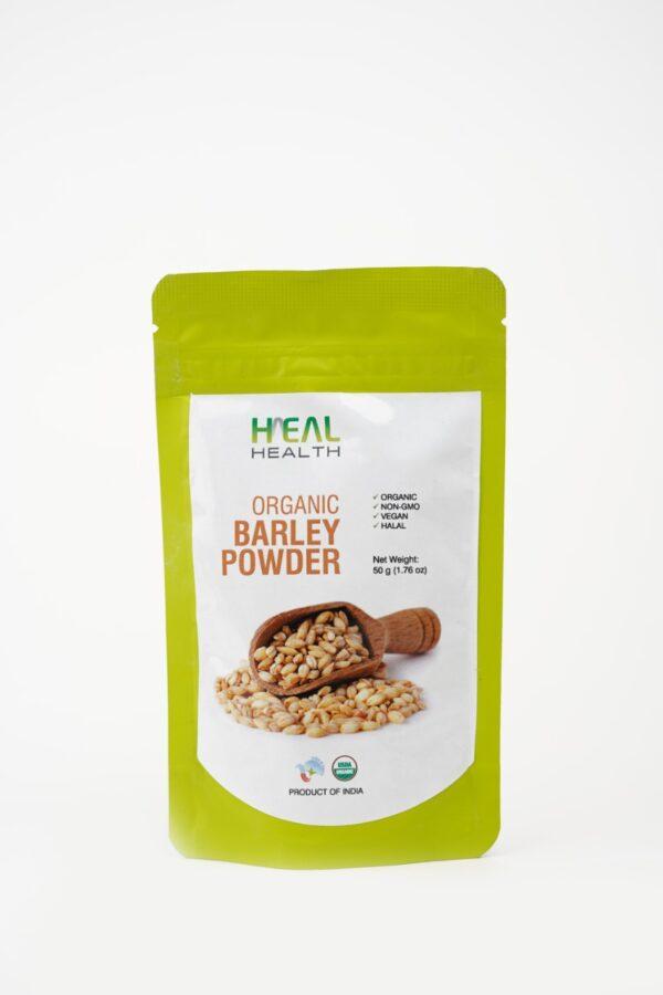 Organic Barley Powder
