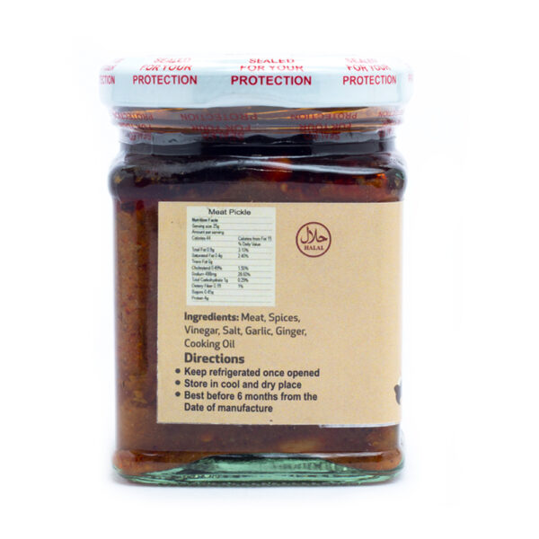 Meat pickle