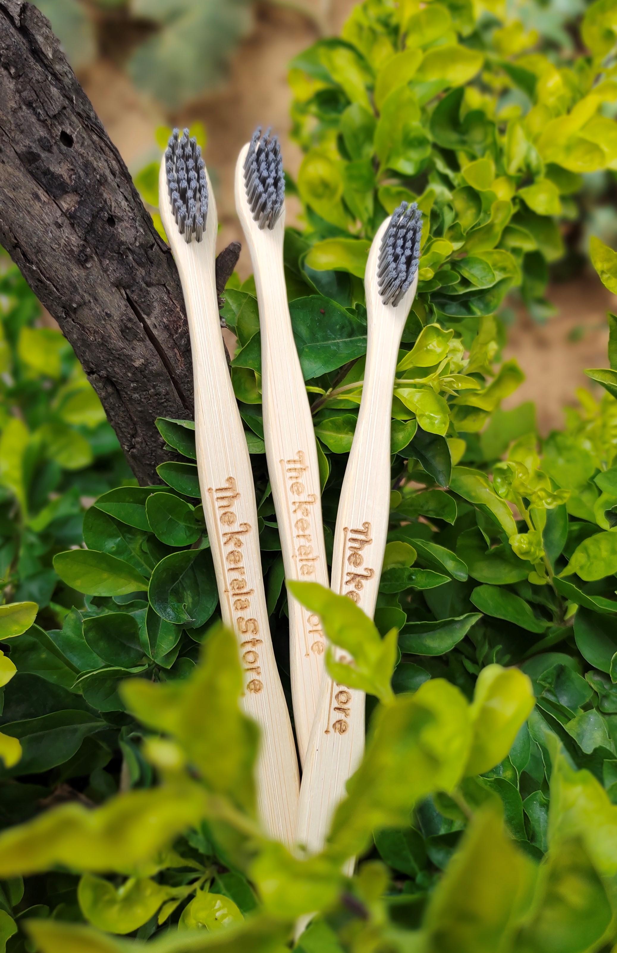 organic bamboo tooth brush