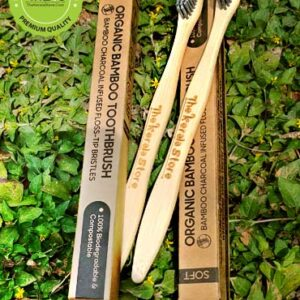 organic bamboo tooth brush