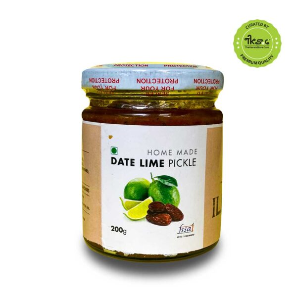 date lime pickle