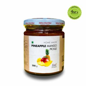 pineapple mango pickle