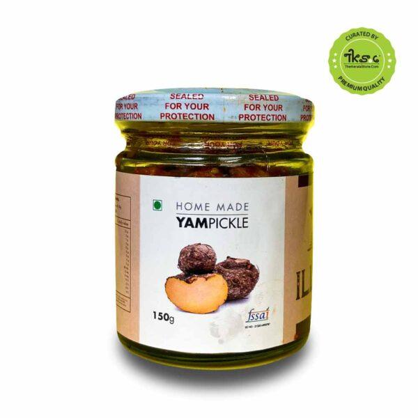 yam pickle