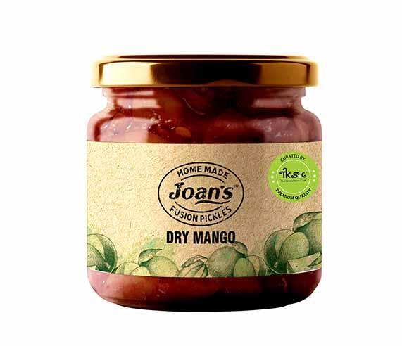 dry mango pickles