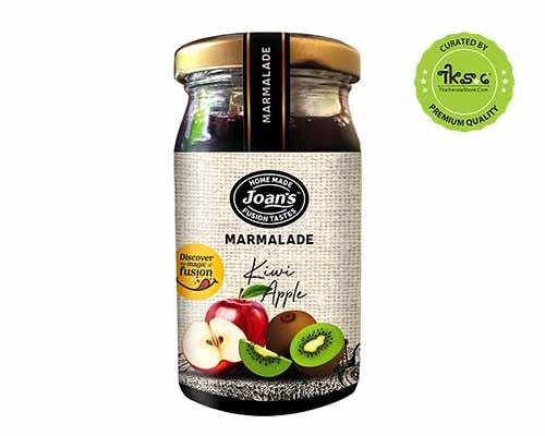 Kiwi Apple marmalade