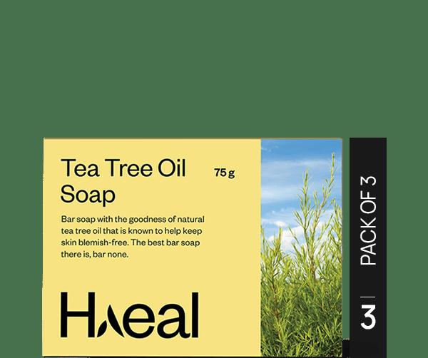 Tea Tree Oil Cleansing Soap
