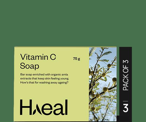 vitamin c soap combo