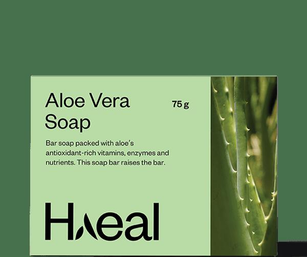 ayurvedic aloevera soap