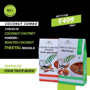 coconut combo