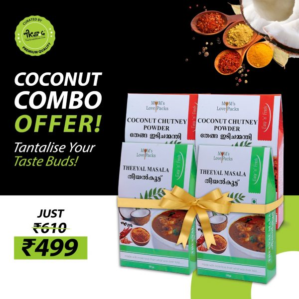 Coconut Combo Pack