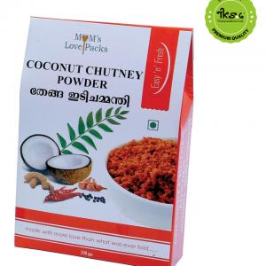 Coconut Chutney Powder (Easy 'n' Fresh)