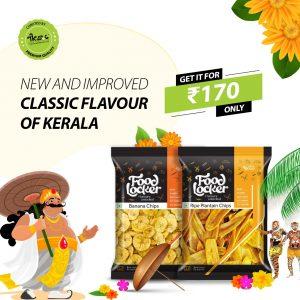 Kerala Banana Chips Variety