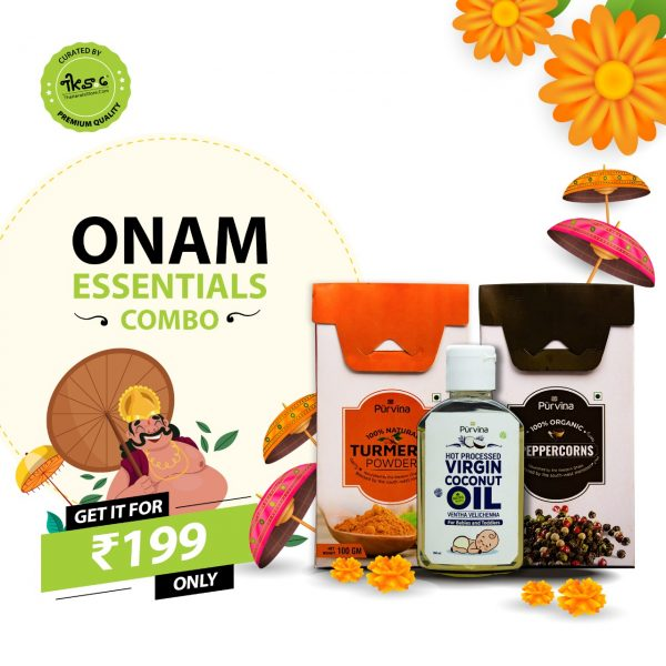 Onam Essentials
