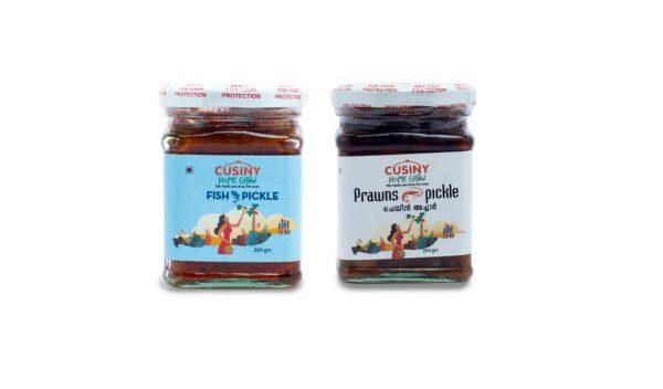 Non Veg Pickle Combo Pack