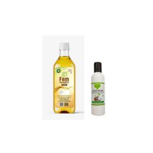 Pure Coconut Oil Combo